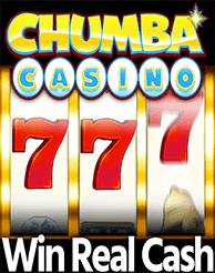 Chumba Casino review + {{{current_year}}}